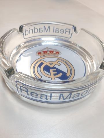 Cenicero Cristal Real Madrid