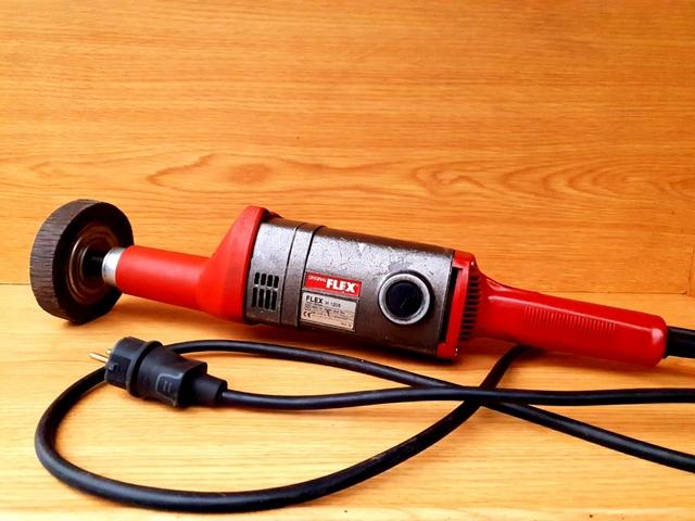 Flex H1206 Amoladora Recta Pulidora