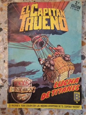 Comic Del Capitán Trueno