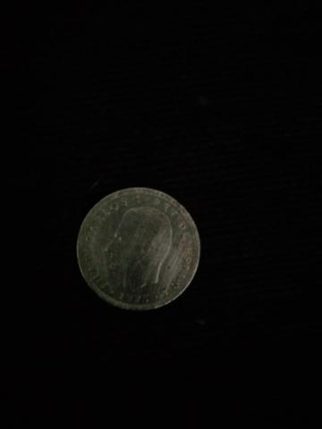 Moneda De 50 Pesetas De 1975