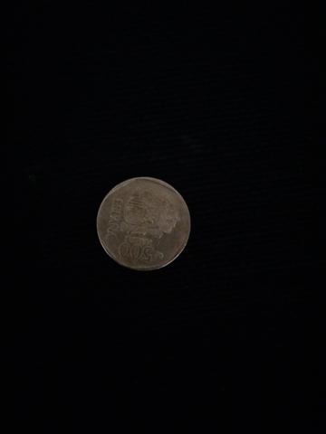 Moneda De 500 Pesetas De 1989