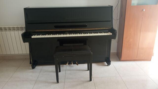 PIANO ACÚSTICO VERTICAL - foto 2