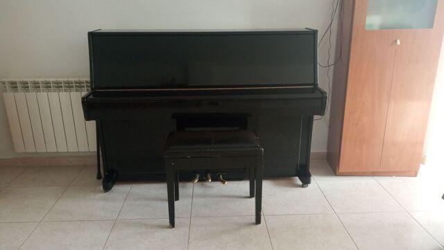 PIANO ACÚSTICO VERTICAL - foto 4
