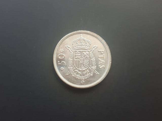 50 Pesetas 1975*78 Sc-