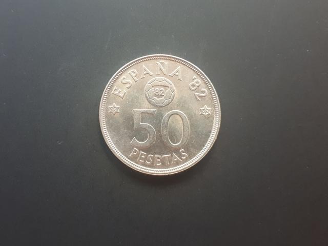 50 Pesetas 1980*82