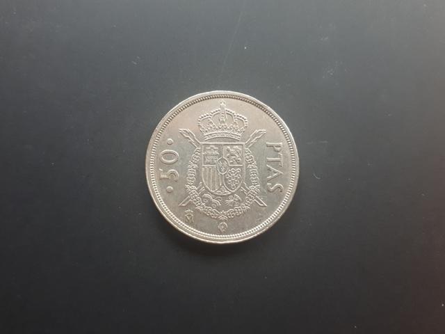 50 Pesetas 1983 Sc-