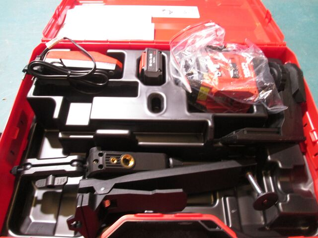 Maletin Laser Hilti Con Accesorios Nuevo