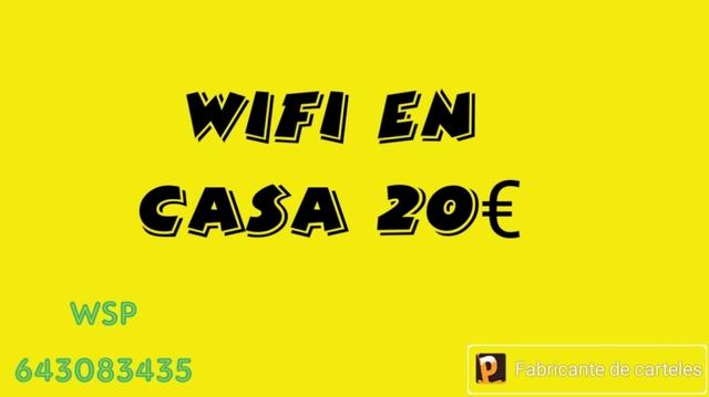 WIFI EN CASA - foto 1