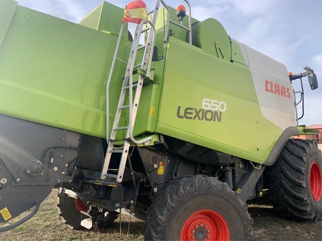 CLAAS LEXION 650 - foto 5