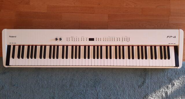 PIANO ROLAND FP-4 - foto 1