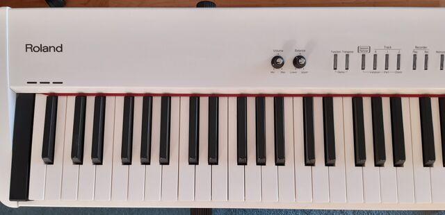 PIANO ROLAND FP-4 - foto 2