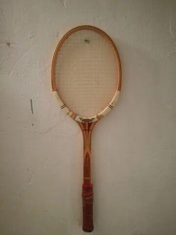 Raquetas De Madera