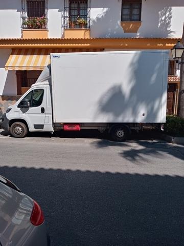 FIAT-DUCATO ROMU 2. 3 CAJA CERRADA - CAMION FURGON - foto 2