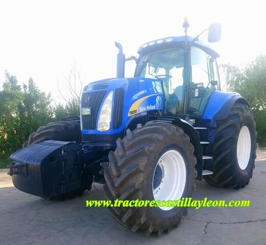NEW HOLLAND - T8050 - foto 1