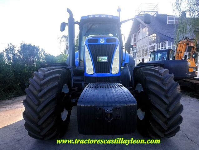 NEW HOLLAND - T8050 - foto 2