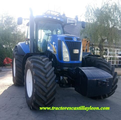 NEW HOLLAND - T8050 - foto 3
