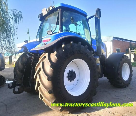 NEW HOLLAND - T8050 - foto 5