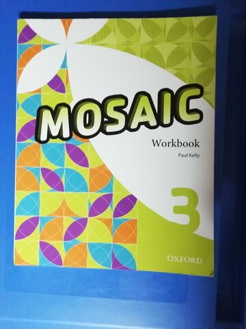 WORKBOOK DE INGLÉS MOSAIC 3 - foto 1