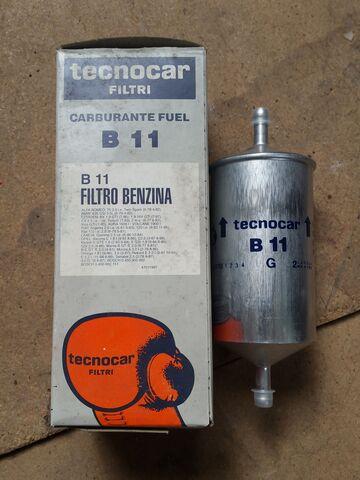 FILTROS NUEVOS GASOLINA TECNOCAR - foto 1