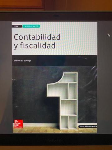 CONTABILIDAD Y FISCALIDAD - foto 1