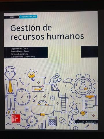 GESTIÓN DE RECURSOS HUMANOS - foto 2