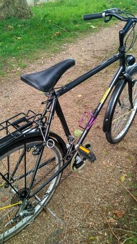 Bicicleta Megamo De Paseo