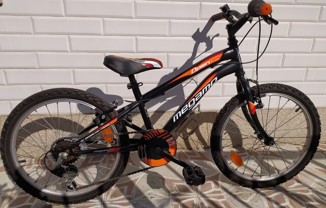 Bicicleta Megamo Open Junior