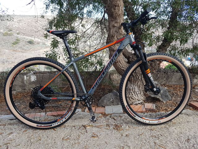 "Bicicleta Megamo Élite 29\"""