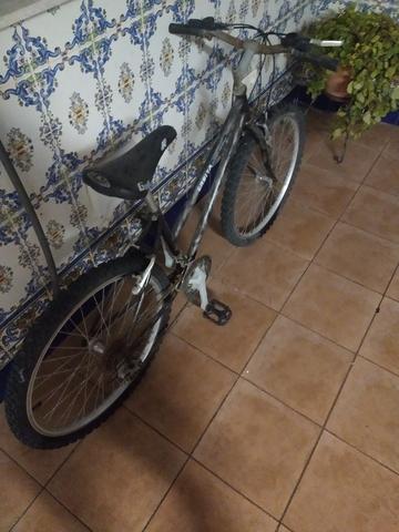 Bicicleta De Mujer Usada
