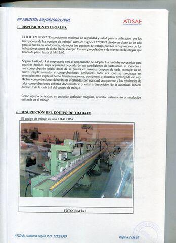 MAQUINARIA DE CARPINTERÍA DE MADERA - foto 6