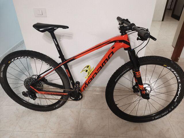 Bici Carbono Megamo