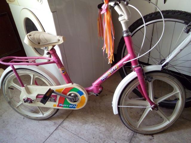 Bicicleta Vintage De 16 Pulgadas