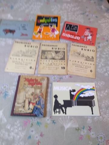 Libro Cuadernos Estudio