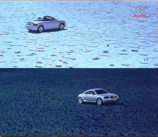 Catálogo Audi Tt
