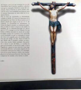 Lamina Papel Grueso 4A Cristo Agonia