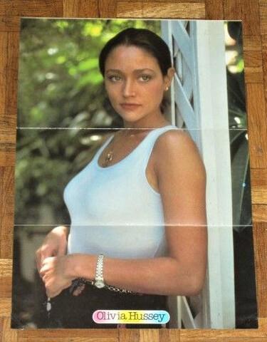 Olivia Hussey Poster Japones 70,S