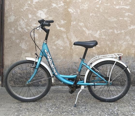 Bici De 20 Pulgadas