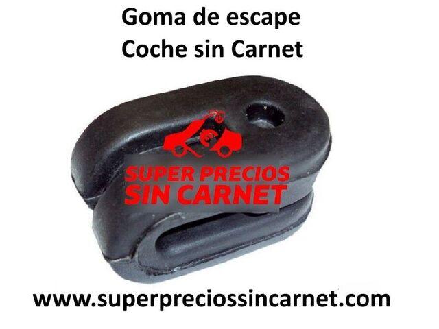 GOMA DE ESCAPE - foto 1