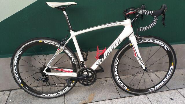 Bicicleta Specialized Roubaix Elite