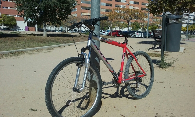 Bici Bh Over X
