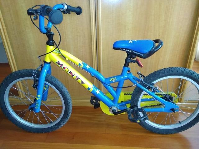 Bicicleta Monty 11Bmx