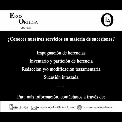 ABOGADO DE HERENCIAS Y SUCESIONES - foto 1