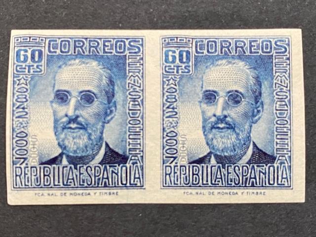 1936 España - Edifil 739**