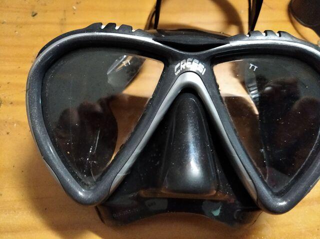 Gafas Bucear Marca Cressi