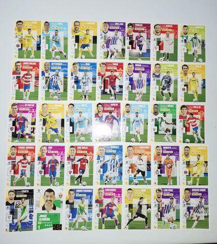 Cromos Liga Este 2020-21  3 Edición