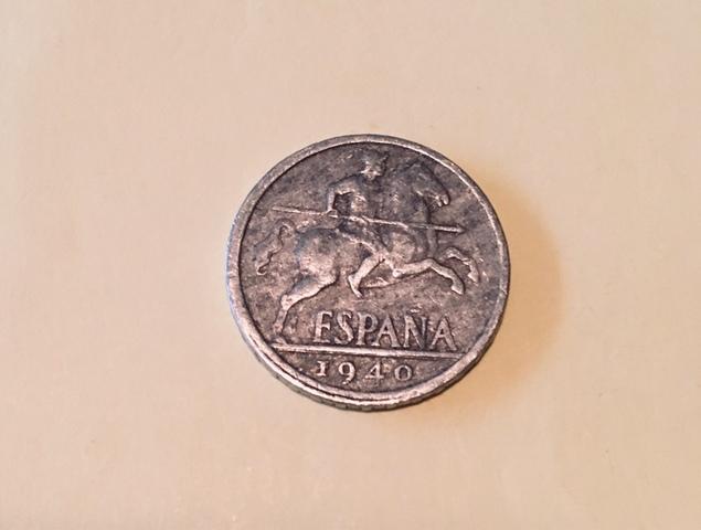 10 Céntimos 1940-41-45-53
