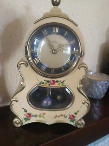 Reloj De Sobremesa Aleman