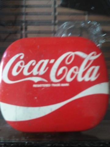 Cajita De Coca- Cola