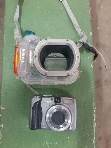 Placa de Repuesto Difusor de Flash para Canon G11 G12 G15 G16 WP-DC34 carcasa submarina