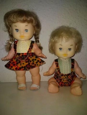Muñecas Años 60